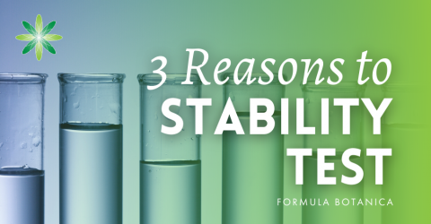 3 Reasons all Skincare Formulations Must Undergo Stability Testing