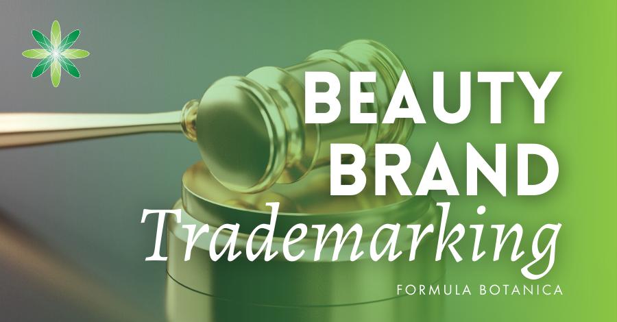 201806 Beauty brand trademark
