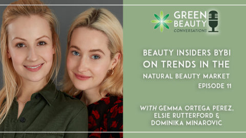 Episode 11. Beauty Insiders BYBI on Trends in the Natural Beauty Market