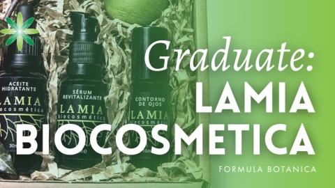 Graduate Success Story – Lamia Biocosmética