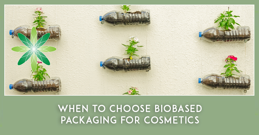 Biobased Packaging Cosmetics