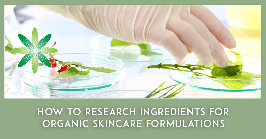How to research cosmetic ingredients
