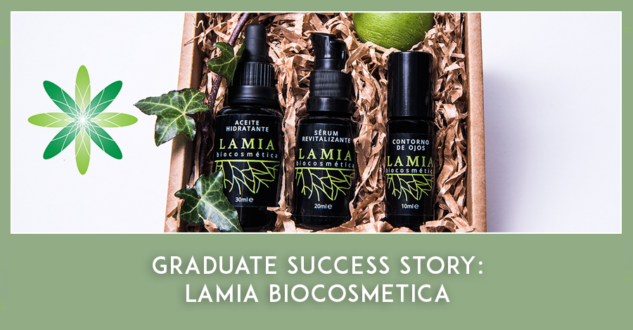 Formula Botanica graduate story - Lamia Biocosmetica