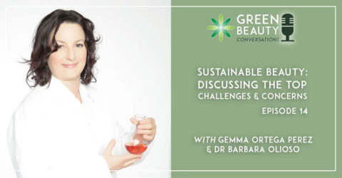 Episode 14: Sustainable Beauty: Discussing the Top Challenges & Concerns