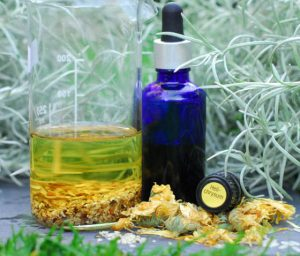 Formulating an organic day facial oil