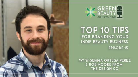 Episode 15: Top 10 Tips for Branding Indie Beauty Businesses