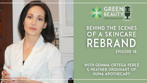Episode 18:  Behind the Scenes of a Rebrand with Huna Natural Apothecary