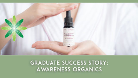 Graduate Success Story – Awareness Organics
