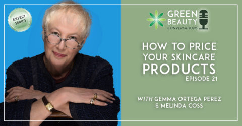 Episode 21: Melinda Coss on How to Price your Skincare Products