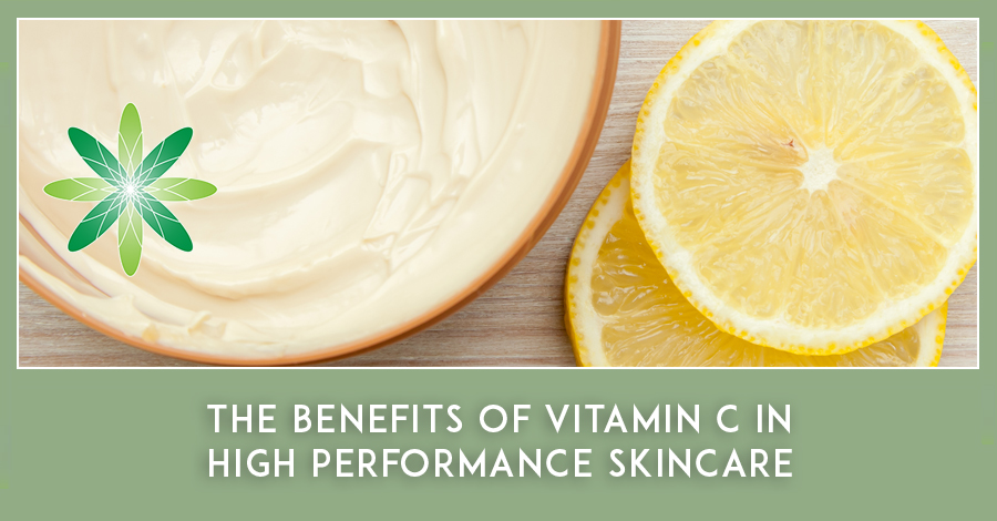 Vitamin C in high performance skincare