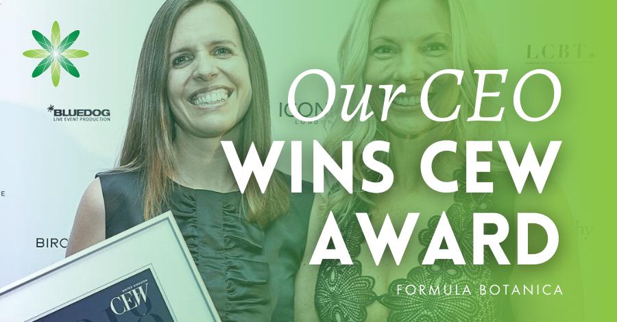 Lorraine Dallmeier wins CEW UK Digital Achiever of the Year Award