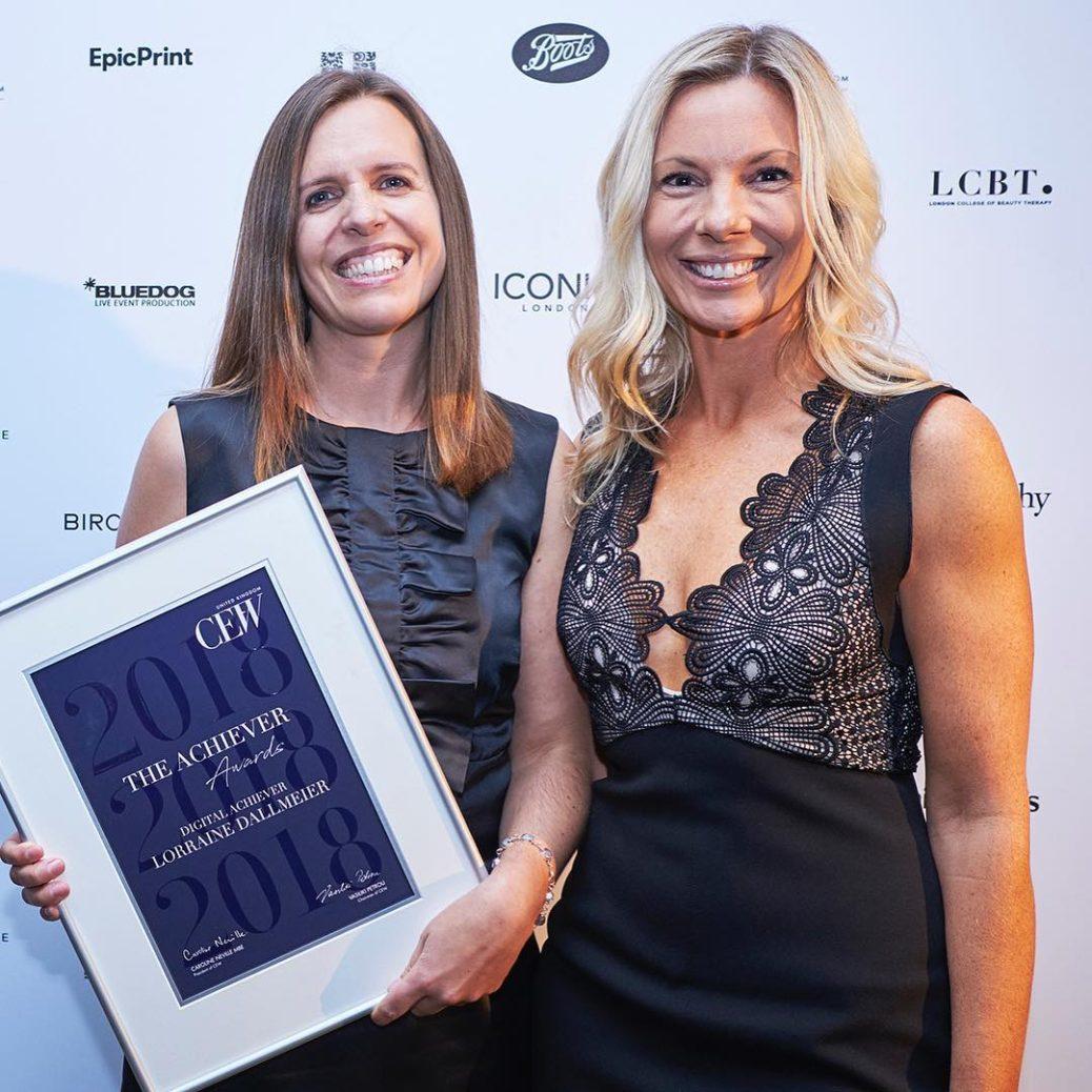 Lorraine Dallmeier CEW Achiever Awards