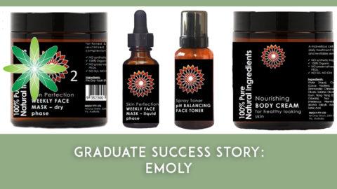 Graduate Success Story – Emoly