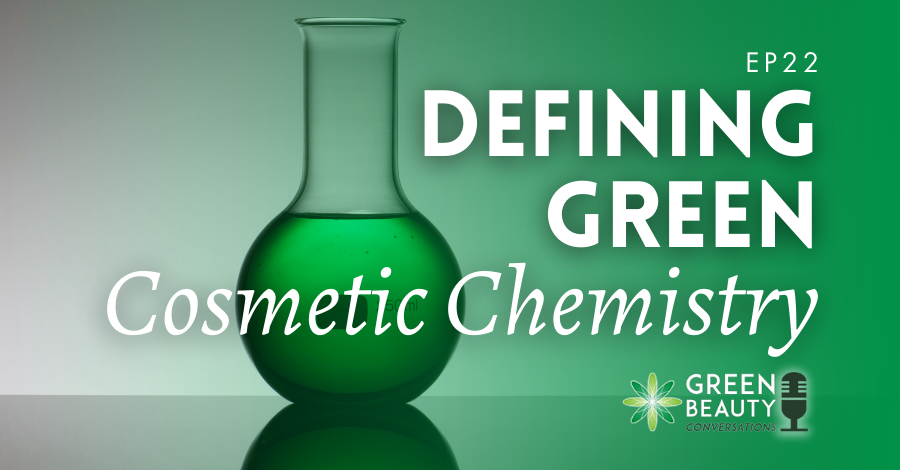 2018-11 Green cosmetic chemistry