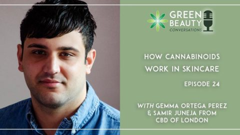 Episode 24: How Cannabinoids Work in Skincare