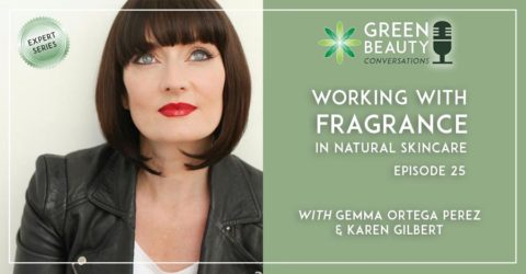 Episode 25: Karen Gilbert on Fragrance in Natural Skincare