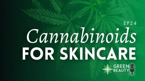 Episode 24: How Cannabinoids Work in Skincare