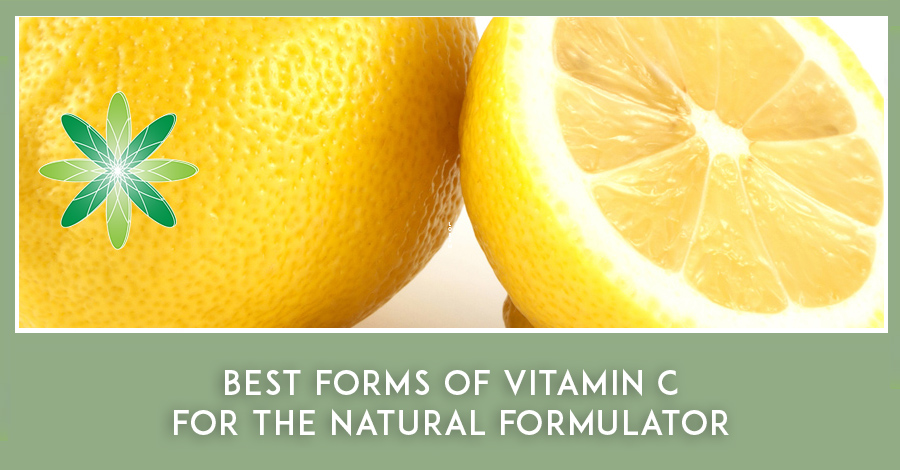 2018-11 Best forms of Vitamin C