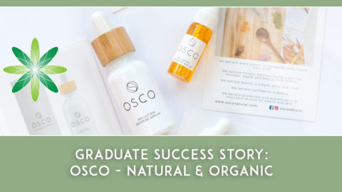 Graduate Success Story: OSCO – Natural & Organic