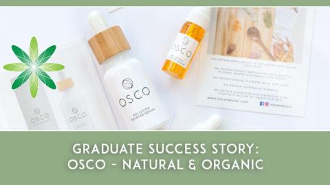 Graduate Success Story: OSCO – Natural & Organic