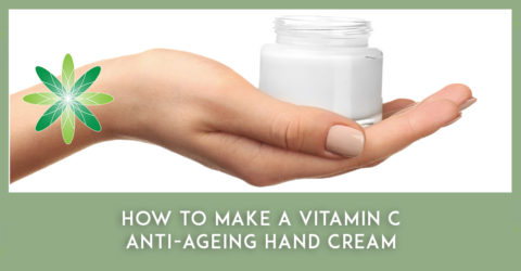 How to Make a Vitamin C Anti-ageing Hand Cream