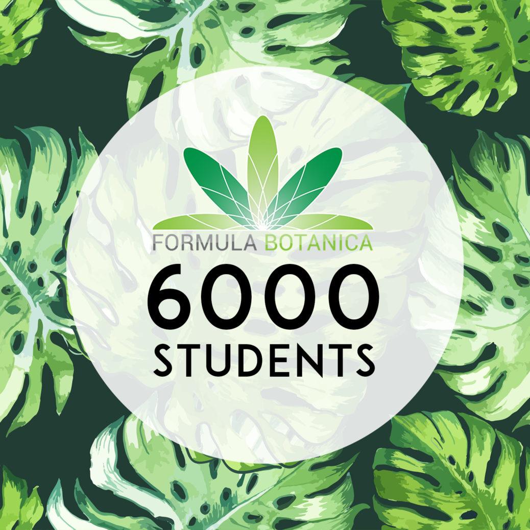 Formula Botanica 6000 Students