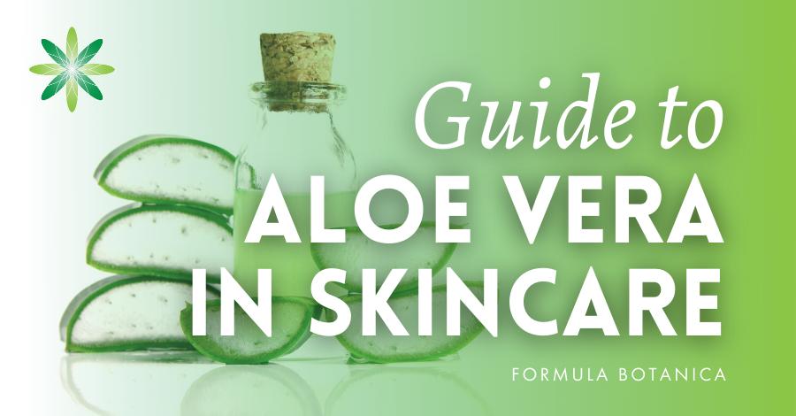 2019-01 Aloe Vera in Skincare