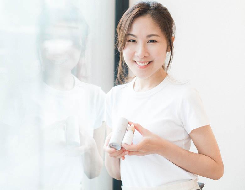 Coyran Cheung Founder OSCO - Natural & Organic