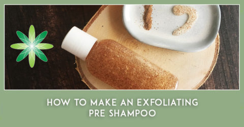 How to Make an Exfoliating Pre Shampoo