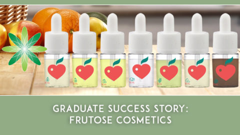 Graduate Success Story – Frutose Cosmetics