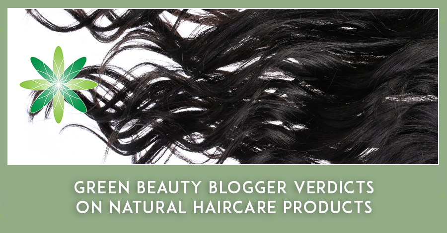 Green Beauty Blogger Natural Haircare