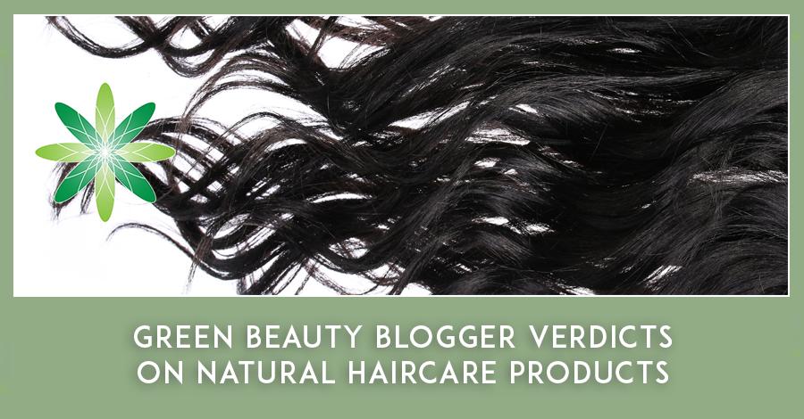 Green Beauty Blogger Natural Haircare