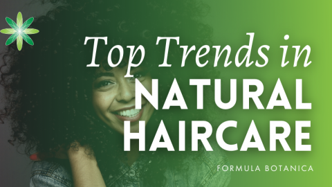Top Natural Haircare Trends in 2021