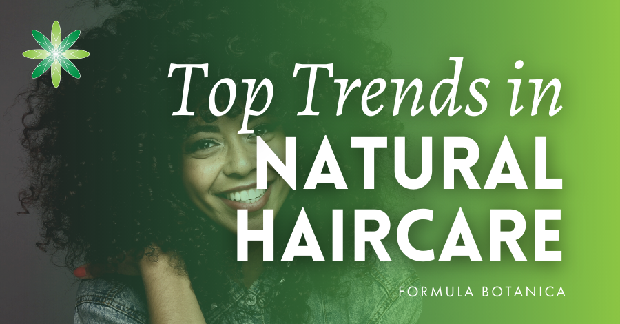 2019-02 Natural haircare trends