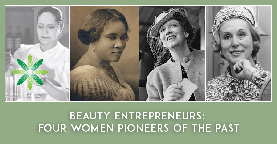 Beauty Entrepreneurs Women Pioneers