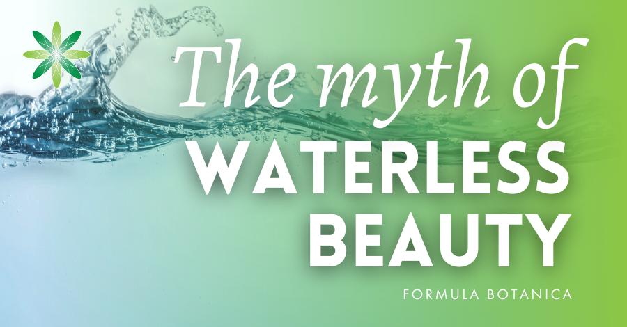 2019-03 Waterless beauty