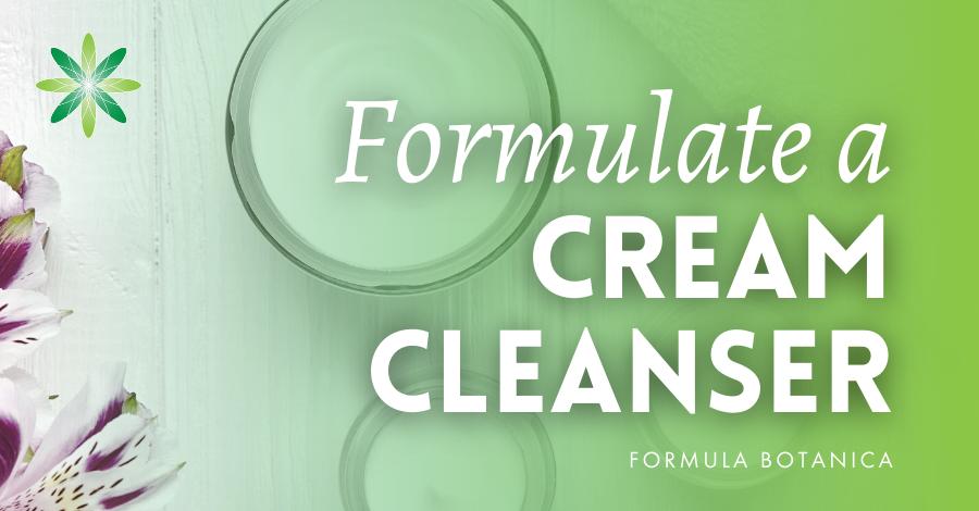2019-03 Cream cleanser