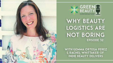 Episode 32: Why Beauty Logistics Are Not Boring