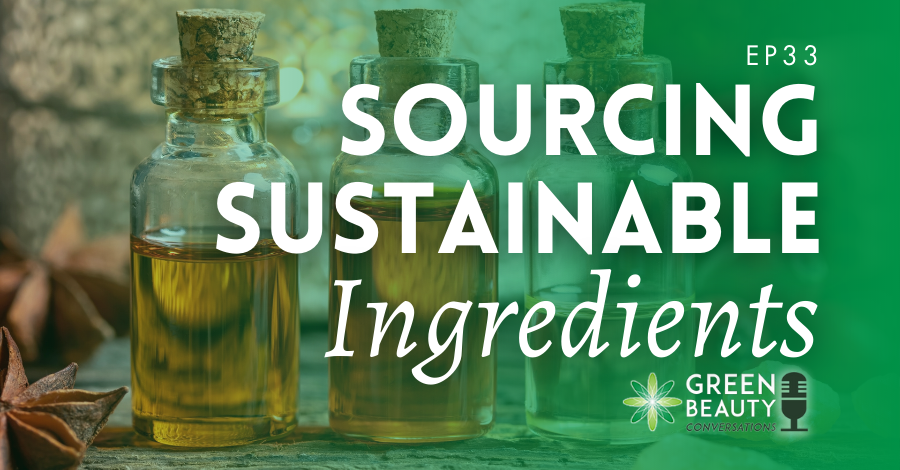 2019-04 Sourcing sustainable ingredients