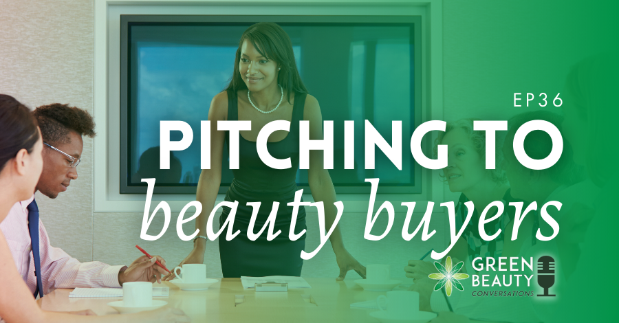 2019-05 Pitching to beauty buyers