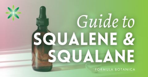 The Formulator's Ultimate Guide to Squalene and Squalane