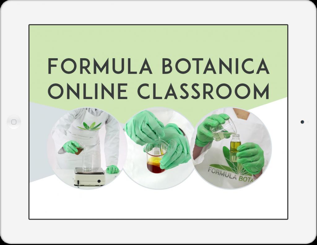 Formula Botanica Online Classroom