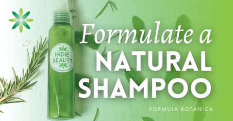 How to Make a Natural Shampoo with Mint & Rosemary