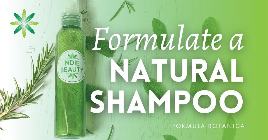 How to make a natural shampoo