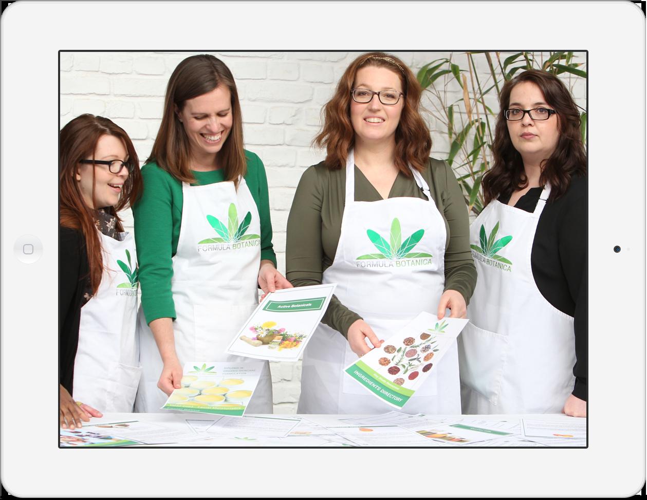 Meet the Formula Botanica Team