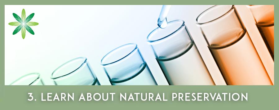 natural preservation