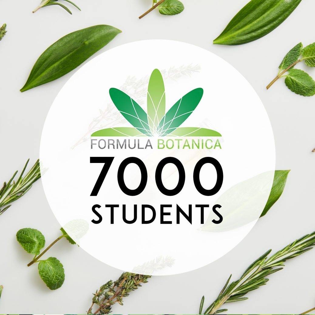 7000 Students at Formula Botanica