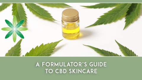A Formulator's guide to CBD Skincare