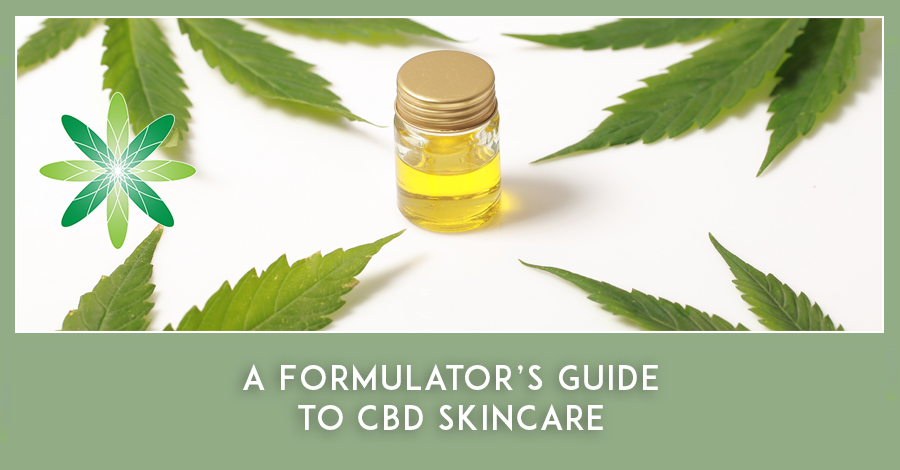 Top 20 CBD Skincare and Cosmetics Products