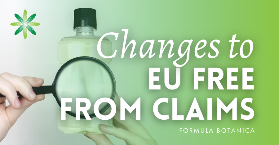 2019-11 EU Free From claims